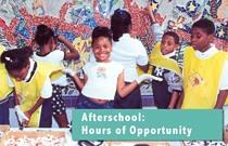 Afterschool: Hours of Opportunity
